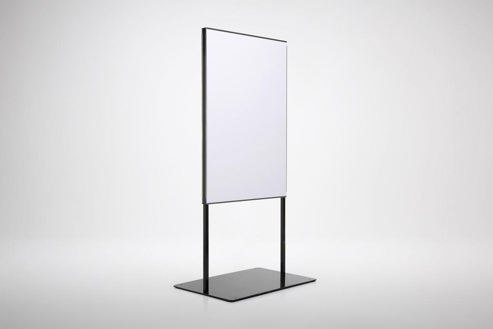 plakatst nder f4 seon schilder mit system. Black Bedroom Furniture Sets. Home Design Ideas